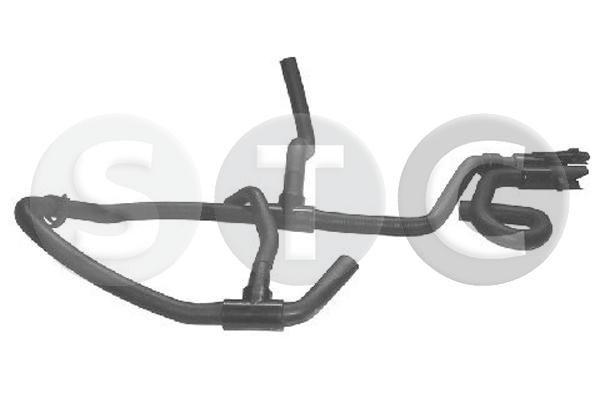 STC: Original Schlauch, Wärmetauscher-Heizung T408852 ()