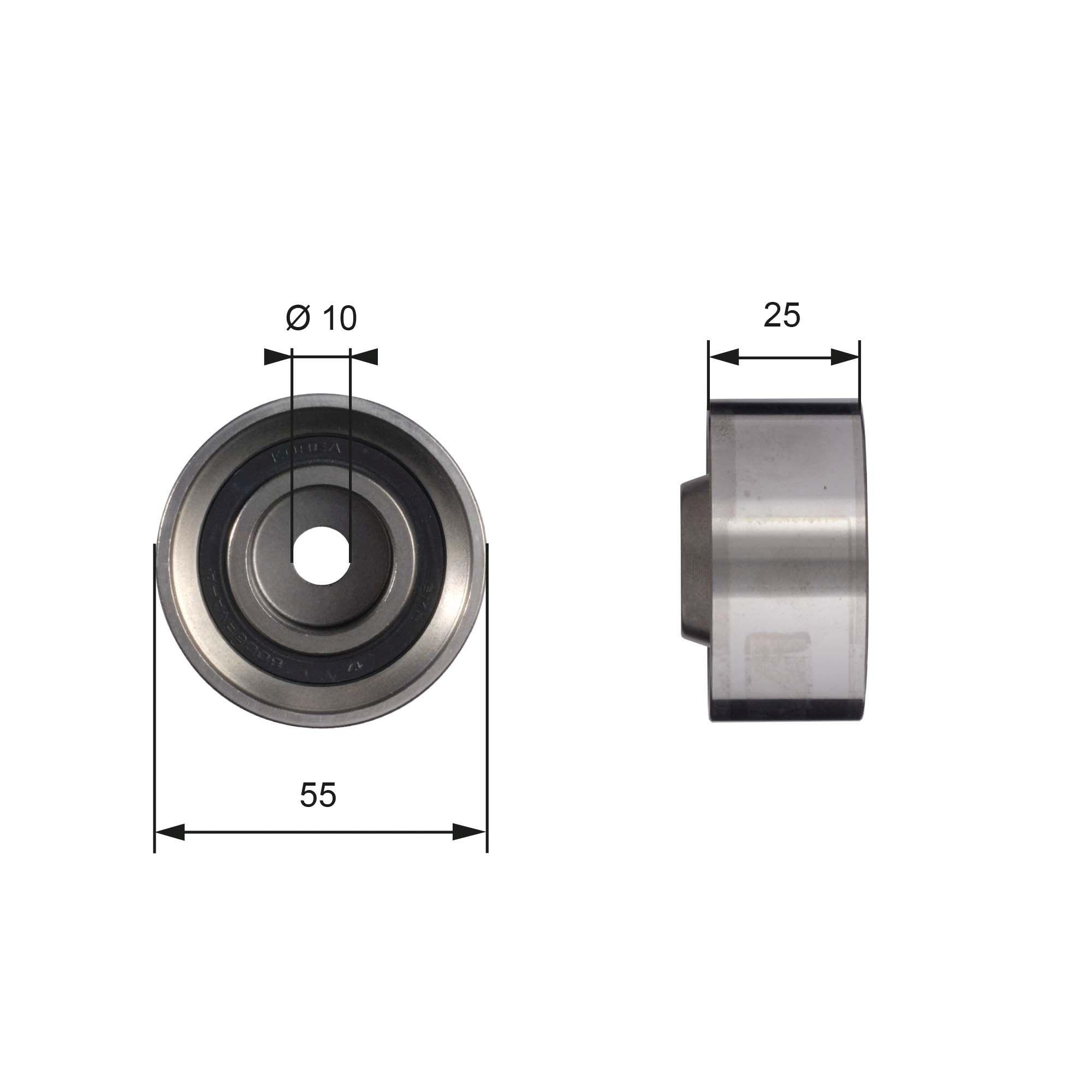 778621109 GATES BOOST™ CVT Belt Umlenkrolle Zahnriemen T42016 günstig kaufen