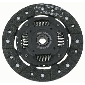 buy and replace Clutch Disc SACHS 1878 003 233