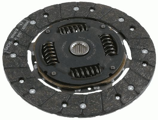Peugeot 308 2013 Clutch plate SACHS 1878 005 041: