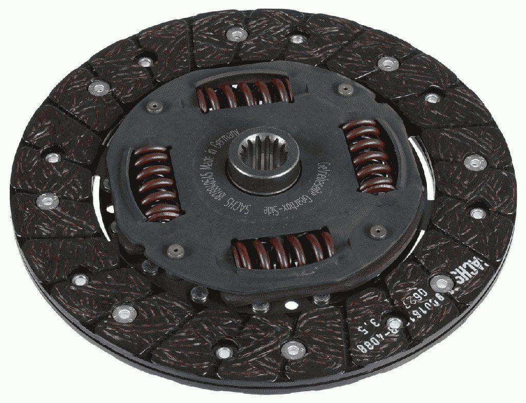 Original Sankabos diskas 1878 040 545 Opel