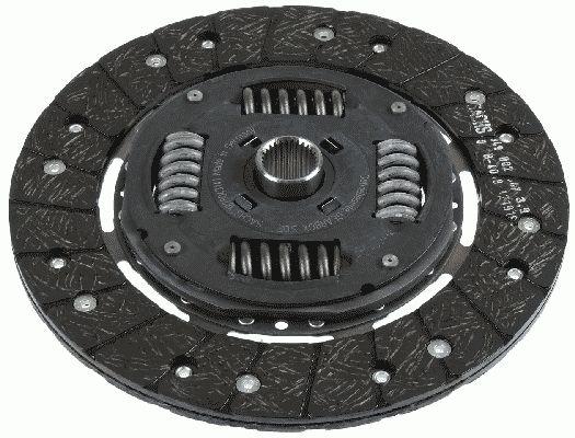 Buy original Clutch disc SACHS 1878 043 141