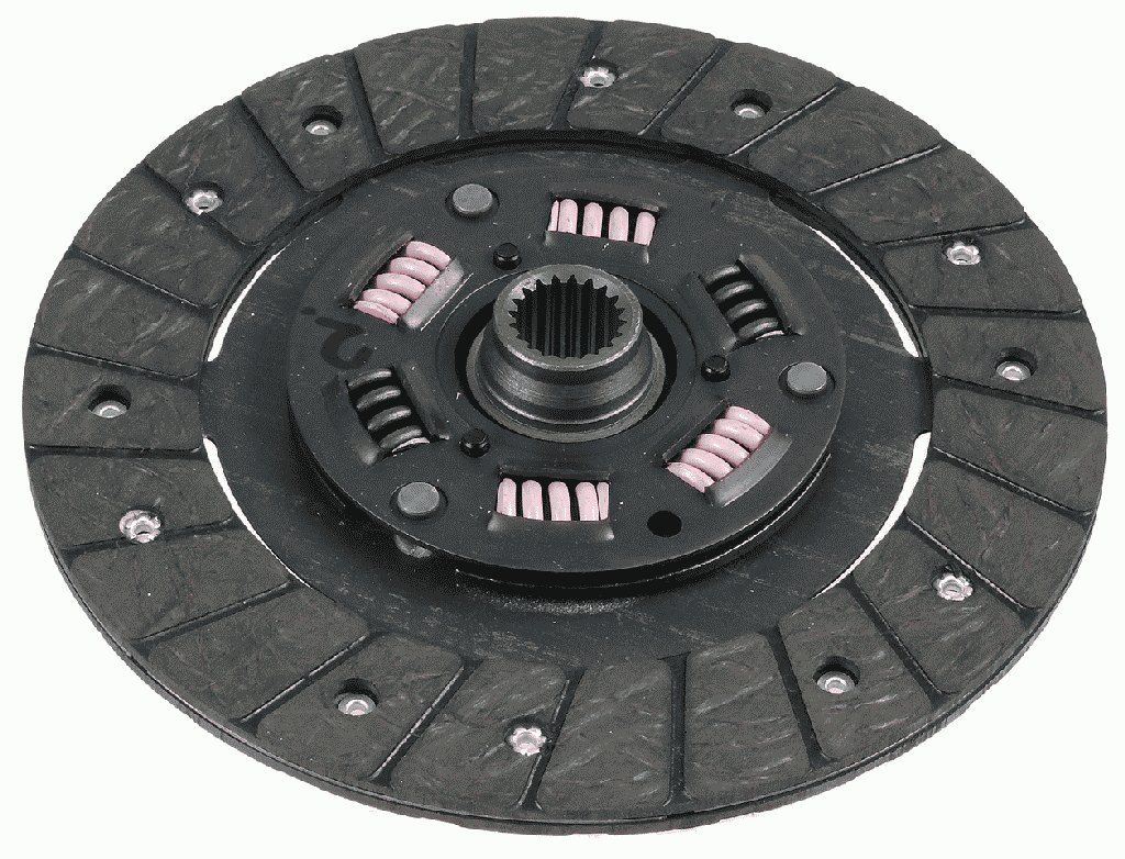Clutch plate 1878 634 006 SACHS — only new parts
