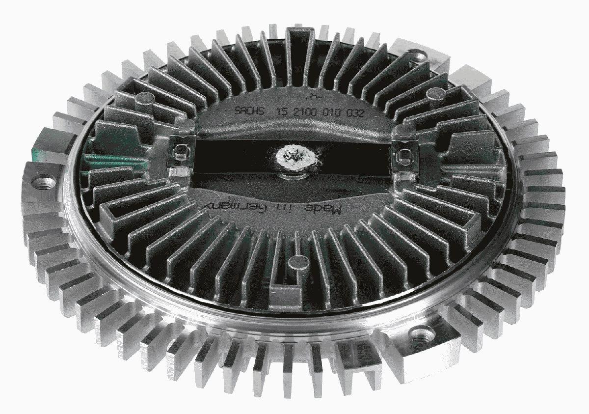 Sankaba, radiatoriaus ventiliatorius 2100 010 032 SACHS — tik naujos dalys