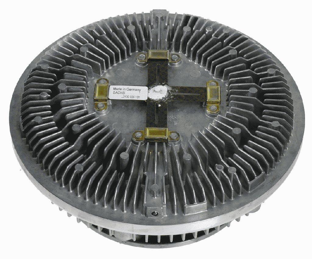 2100 025 131 SACHS Kupplung, Kühlerlüfter für MERCEDES-BENZ online bestellen