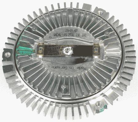 Sankaba, radiatoriaus ventiliatorius 2100 030 032 SACHS — tik naujos dalys