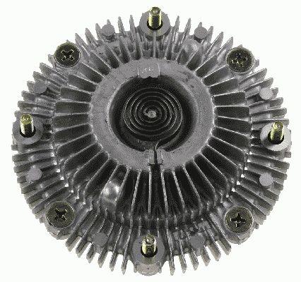 Sankaba, radiatoriaus ventiliatorius 2100 500 003 SACHS — tik naujos dalys