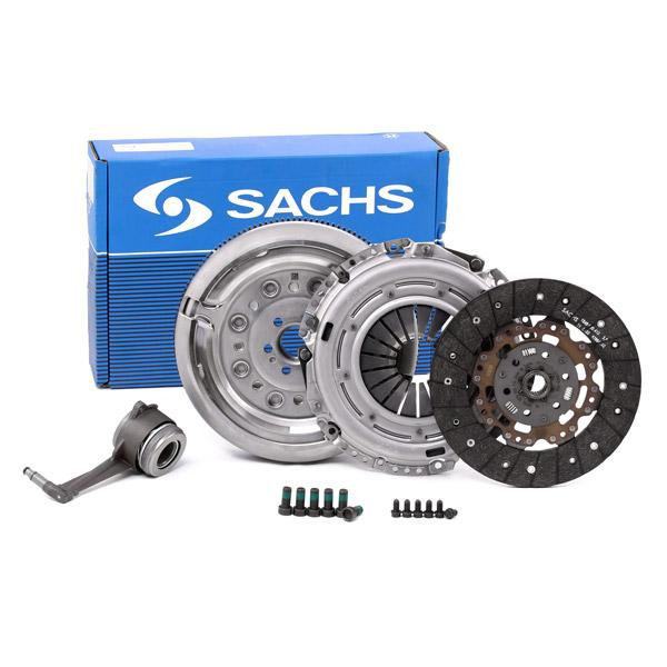 VW POLO 2005 replacement parts: Clutch Kit SACHS 2290 601 005 at a discount — buy now!