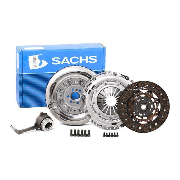 Köp SACHS 2290 601 009 - Tuning till Volkswagen: med dubbelmassesvänghjul, med svänghjulsskruvar, med tryckplatta, med tryckplatteskruvar, med urtrampningsmekanism, med lamell Ø: 240mm, Monteringssätt: ej förmonterad