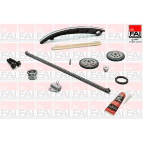 Comprare TCK72 FAI AutoParts con ingranaggio, Simplex, Catena silenziosa Kit catena distribuzione TCK72 poco costoso