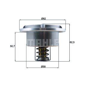 Thermostat, Kühlmittel BEHR THERMOT-TRONIK THD 6 86 mit 20% Rabatt kaufen