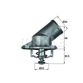TI492 BEHR THERMOT-TRONIK Öffnungstemperatur: 92°C, mit Dichtung Thermostat, Kühlmittel TI 224 92 günstig kaufen