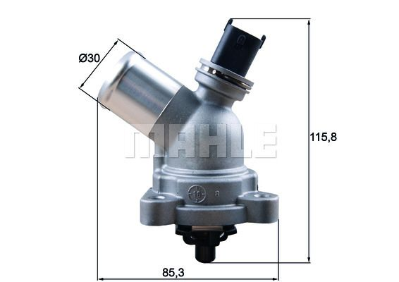 Termostat, chladivo TM 41 105 ALFA ROMEO nízké ceny - Nakupujte nyní!