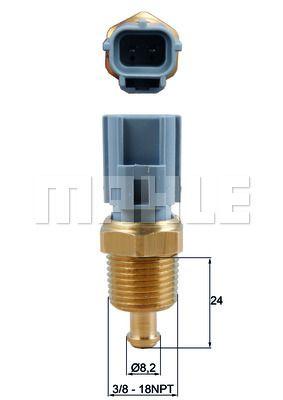 Impianto elettrico motore TSE 26 BEHR THERMOT-TRONIK — Solo ricambi nuovi