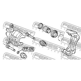 TTCS Zubehörsatz, Bremssattel FEBEST TT-CS - Große Auswahl - stark reduziert