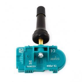 TX-P004 Radsensor, Reifendruck-Kontrollsystem MOBILETRON Erfahrung