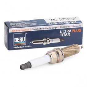 UPT4 BERU Poly-V Tit, ULTRA TITAN E.A.: 0,9mm, Gewindemaß: M12x1,25 Zündkerze UPT4 günstig kaufen