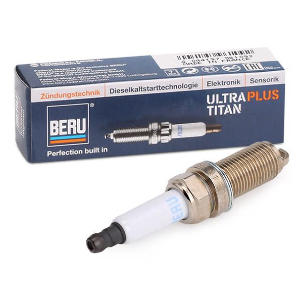 Zündkerzensatz BERU UPT5