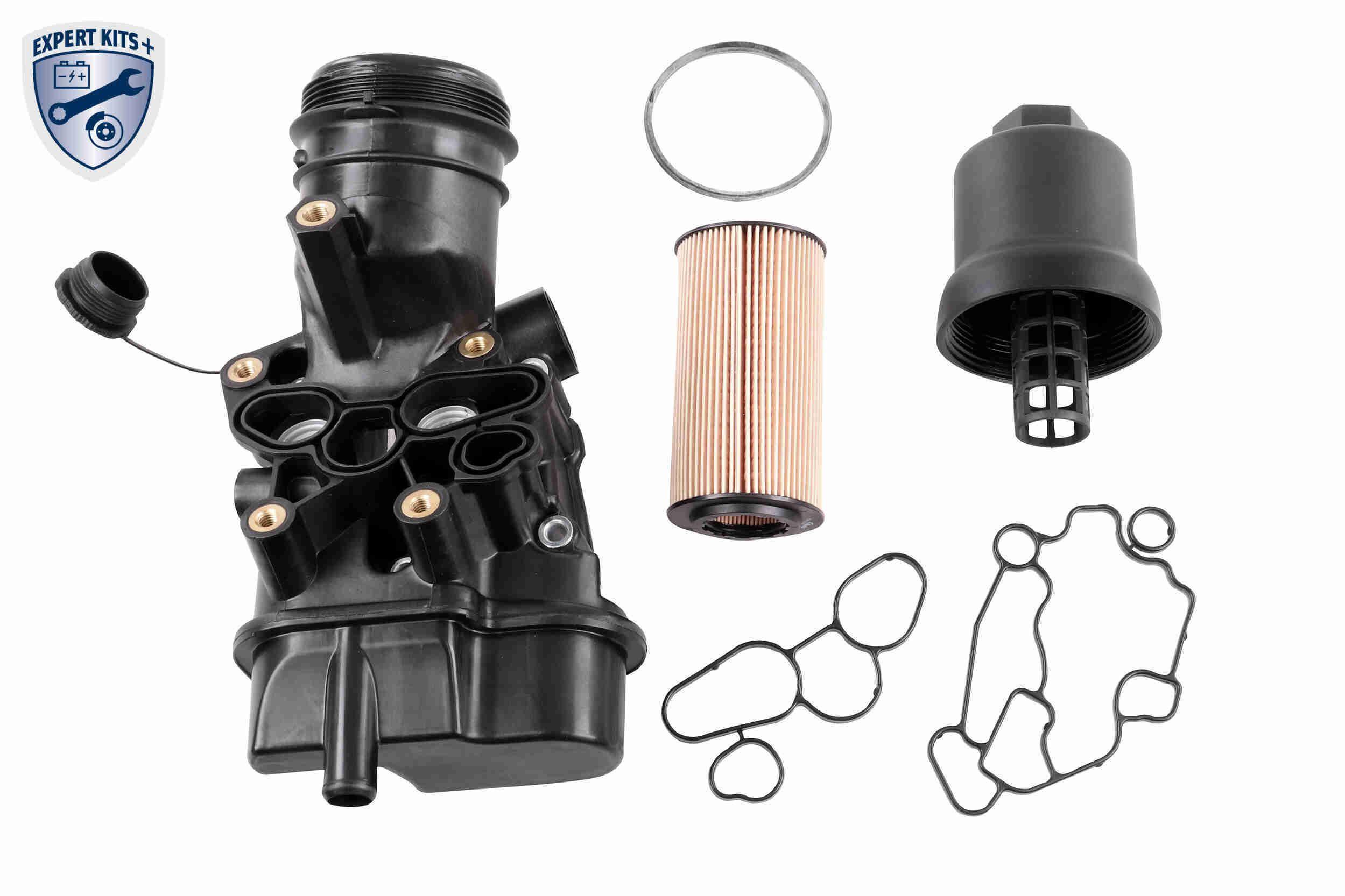 Comprare V10-4621 VAICO Qualità de VAICO originale Carter, Filtro olio V10-4621 poco costoso