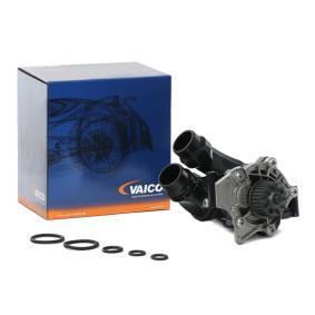 V10-50091 VAICO Zähnez.: 29, EXPERT KITS +, mit Gehäuse, mit Thermostat, mit Klammer, ohne Sensor, mit Kühlmittelregler, mit Dichtung Wasserpumpe V10-50091 günstig kaufen