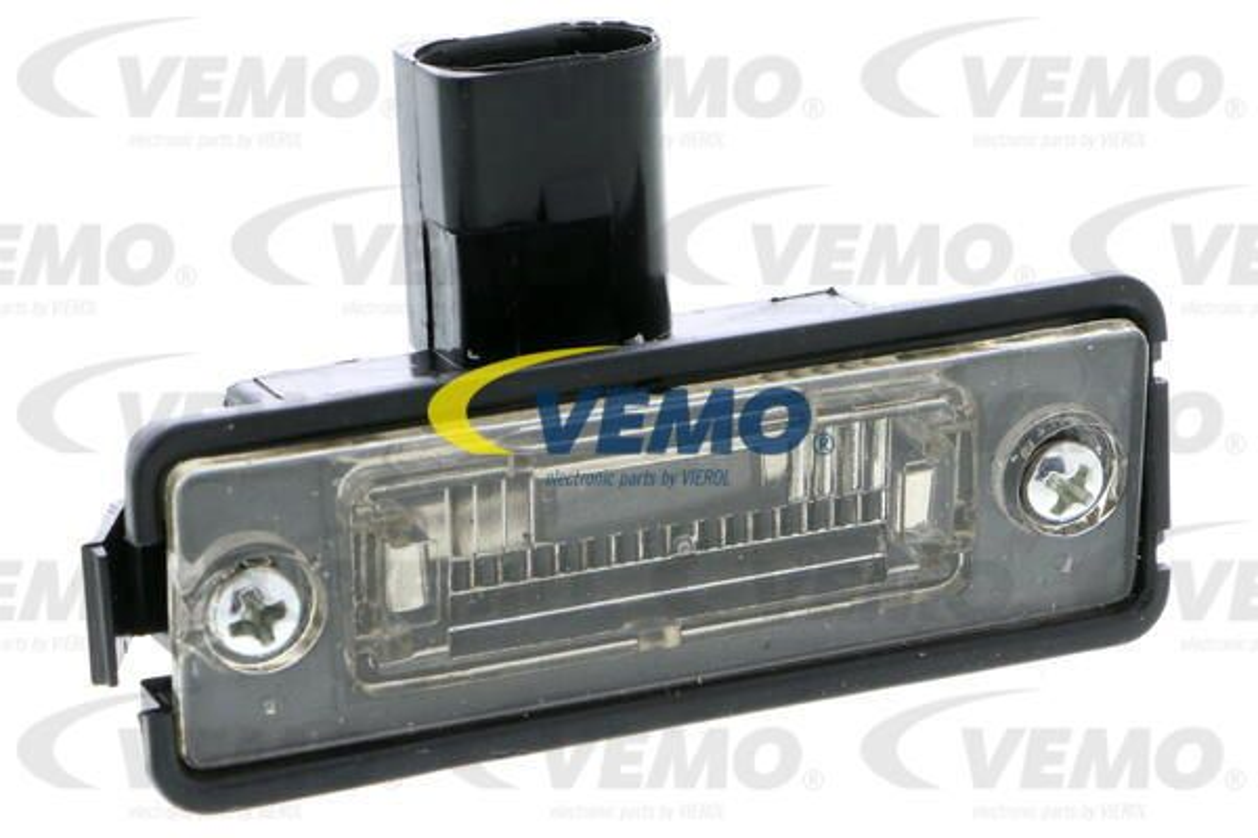 Luce della targa V10-84-0033 VEMO — Solo ricambi nuovi