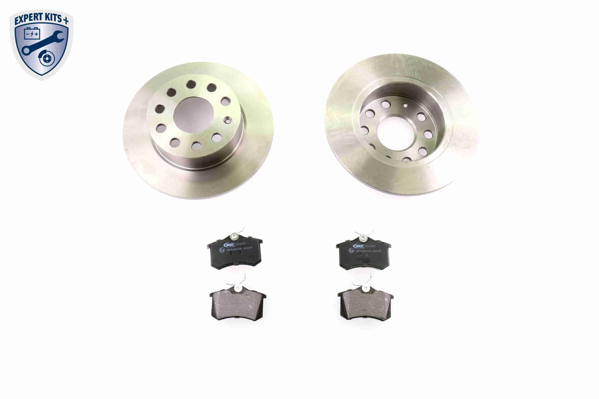 Original IVECO Bremsscheiben und Bremsbeläge V10-90004