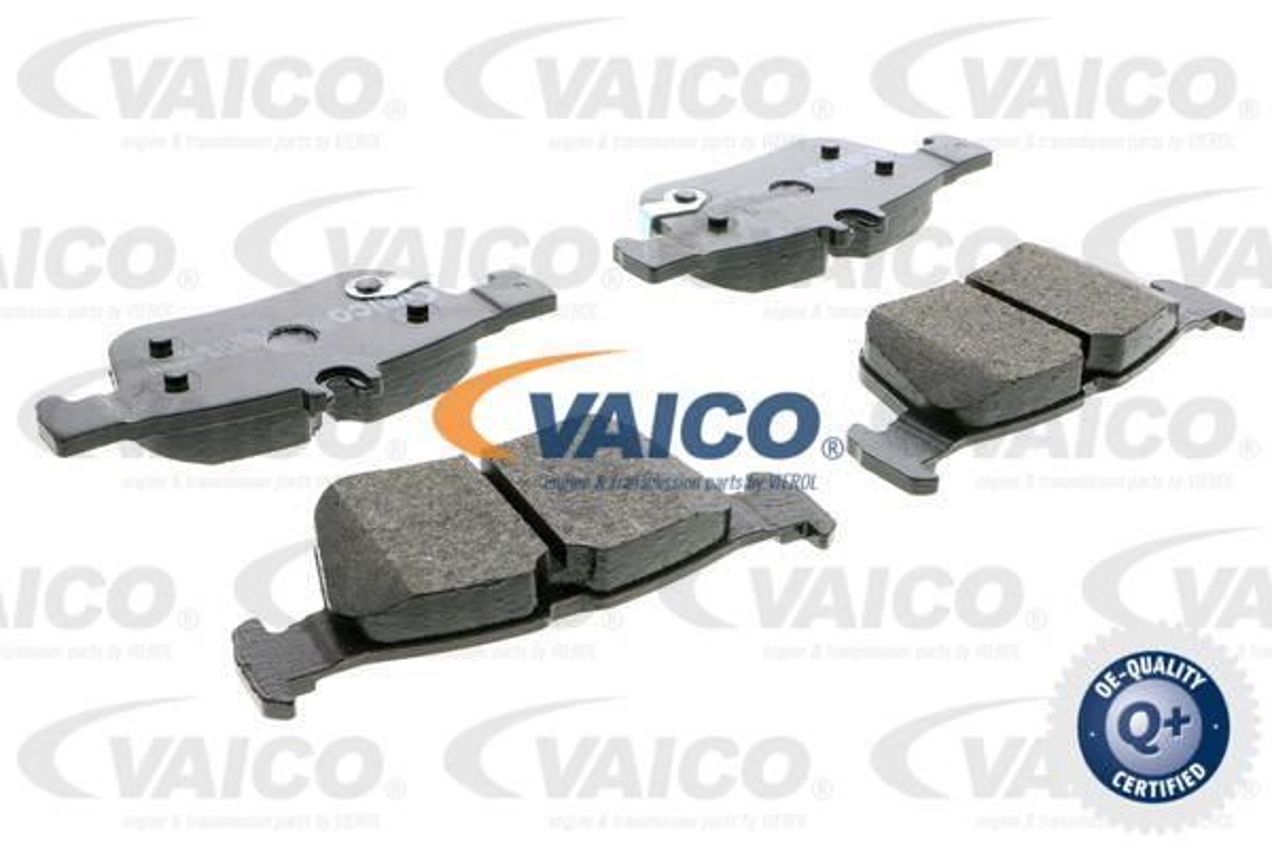 V251775 Bremsbeläge VAICO V25-1775 - Große Auswahl - stark reduziert