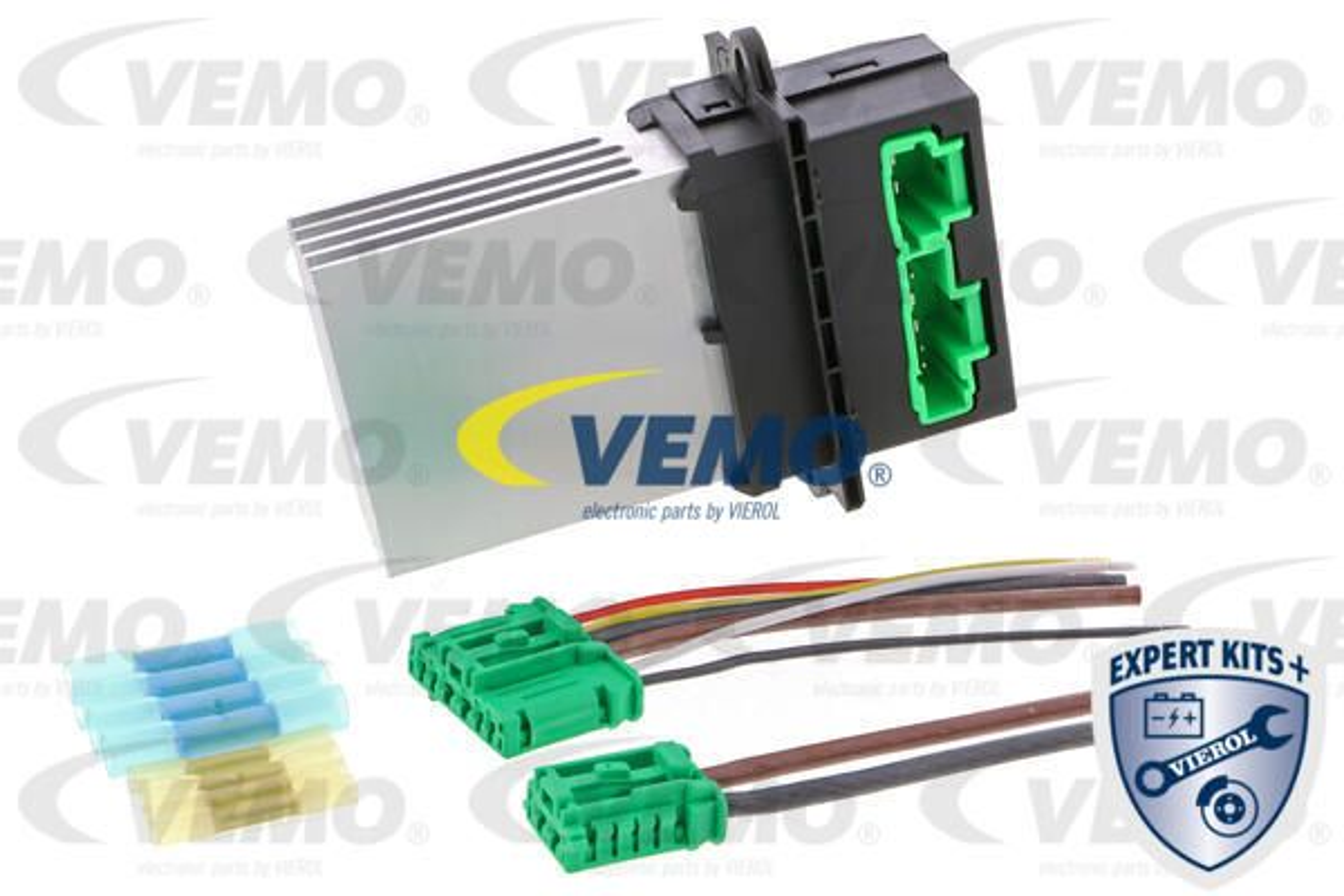 VEMO: Original Gebläsewiderstand V42-79-0004-1 ()