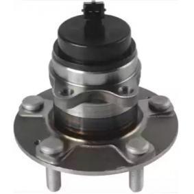 V52-0250 VAICO Bakaxel, CST98 Ø: 69mm Hjullagerssats V52-0250 köp lågt pris