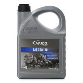 VW50101VW50500 VAICO 15W-40, 4l, Mineralöl Motoröl V60-0276_S günstig kaufen