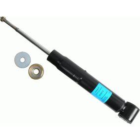 314 617 SACHS Gas Pressure, Twin-Tube, Top pin, Bottom eye Shock Absorber 314 617 cheap