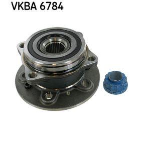 VKBA 6784 SKF com sensor do ABS integrado Diâmetro interior: 34mm Jogo de rolamentos de roda VKBA 6784 comprar económica