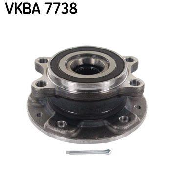 Hjullagersats VKBA 7738 som är helt SKF otroligt kostnadseffektivt
