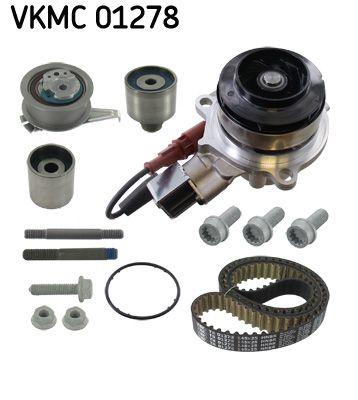 VKMC 01278 Vodni pumpa + sada ozubeneho remene SKF originální kvality