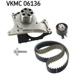 VKPC86419 SKF Zähnez.: 119 Wasserpumpe + Zahnriemensatz VKMC 06136 günstig kaufen