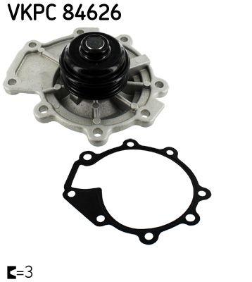 SKF: Original Wasserpumpe VKPC 84626 ()
