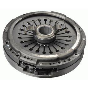 Kupplungsdruckplatte SACHS 3488 019 032 mit 30% Rabatt kaufen