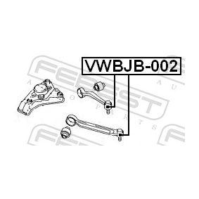 VWBJB002 Reparatursatz, Trag- / Führungsgelenk FEBEST VWBJB-002 - Große Auswahl - stark reduziert
