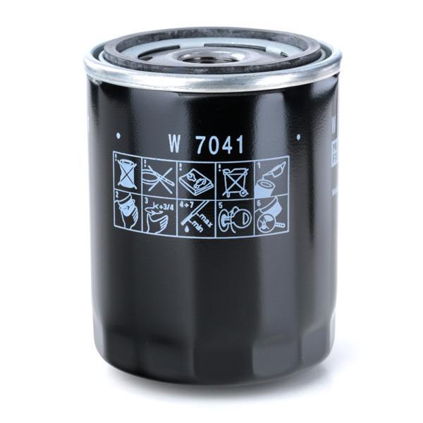 W 7041 Filter MANN-FILTER - Markenprodukte billig