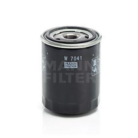 W7041 Ölfilter MANN-FILTER Erfahrung