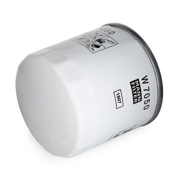 Buy original Oil filter MANN-FILTER W 7050