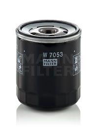 Oljefilter MANN-FILTER W 7053 Recensioner
