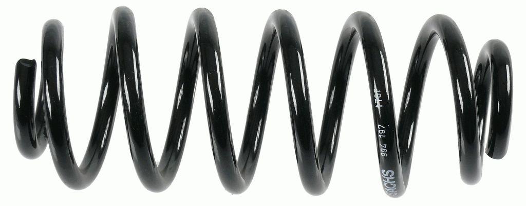 SACHS: Original Feder 994 197 (Länge: 246mm, Länge: 246mm, Ø: 94mm, Ø: 10,5mm, Ø: 10,5mm)