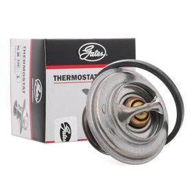 741210218 GATES Öffnungstemperatur: 80°C, ohne Gehäuse Thermostat, Kühlmittel TH13380G1 günstig kaufen