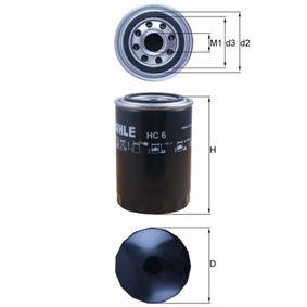 MAHLE ORIGINAL Υδραυλ. φίλτρο, τιμόνι HC 6 – αγοράστε με έκπτωση 15%