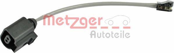 METZGER: Original Verschleißkontakt WK 17-278 (Warnkontaktlänge: 174mm)
