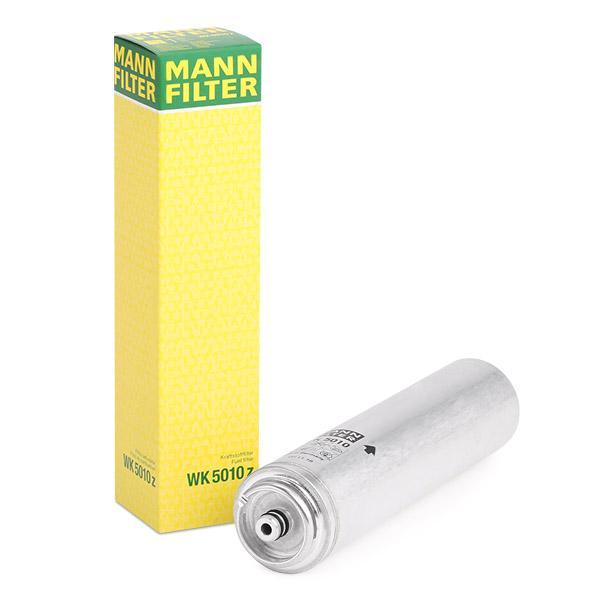 Suodatin WK 5010 z poikkeuksellisen hyvällä MANN-FILTER hinta-laatusuhteella