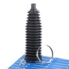 Įsigyti ir pakeisti gofruotoji membrana, vairavimas LEMFÖRDER 33627 01