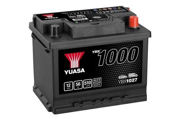 Autobatterie YUASA YBX1027