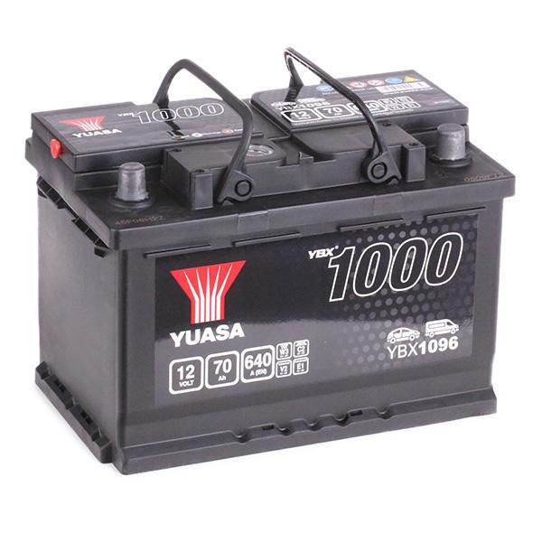 YBX1096 YUASA Starterbatterie Bewertung
